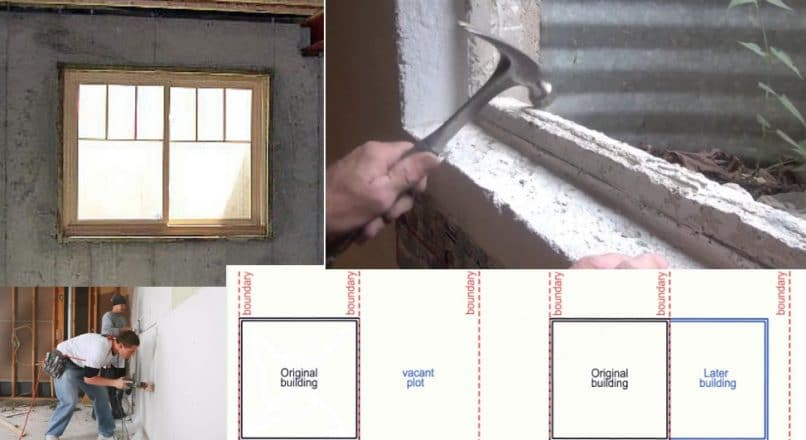 Installing Windows in Concrete Wall
