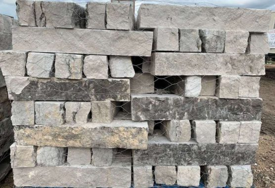 Limestone Blocks