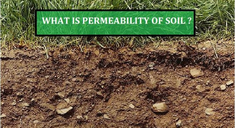 Permeability of Soil – Features, Darcy's Law
