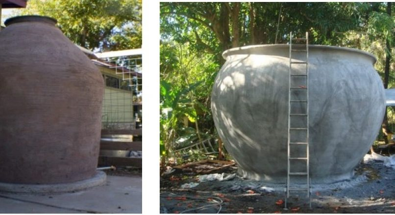 Ferrocement Water Tank Construction and Uses