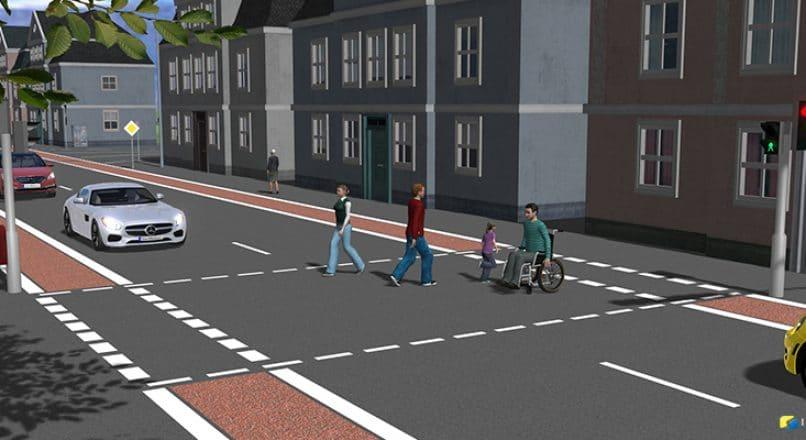 Road User Characteristics in Traffic Engineering