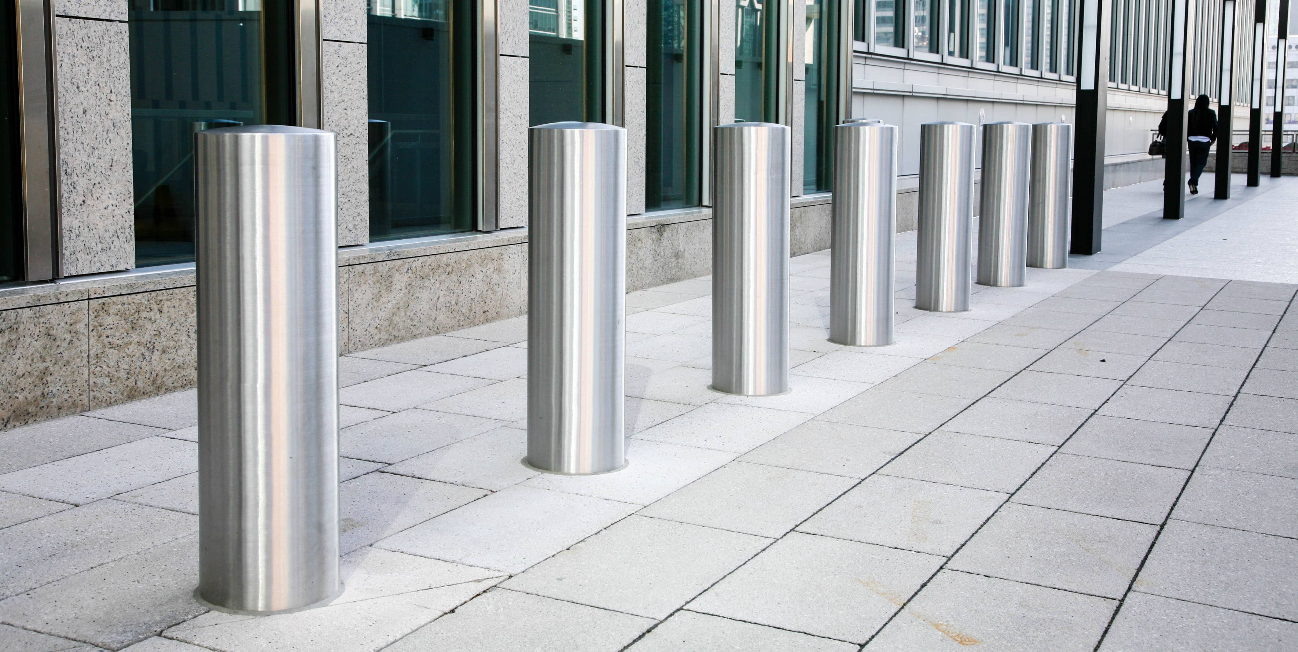 Bollards- Types, Materials, Installation, and Applications