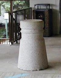 Concrete Bollards