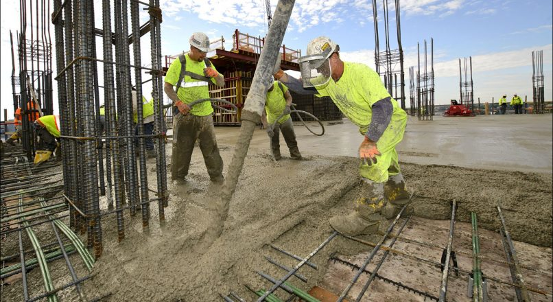 10+ Uses of Concrete in Civil Engineering