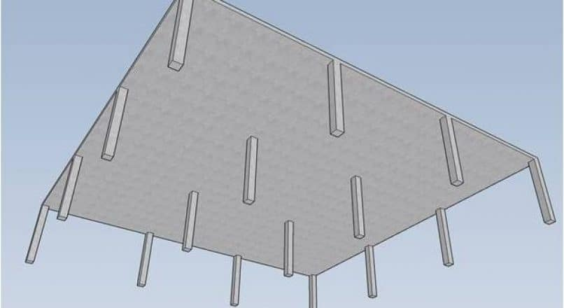 Flat Plate Floor System – Features and Advantages