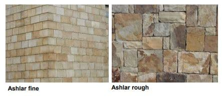 Ashlar Fine and Rough Masonry
