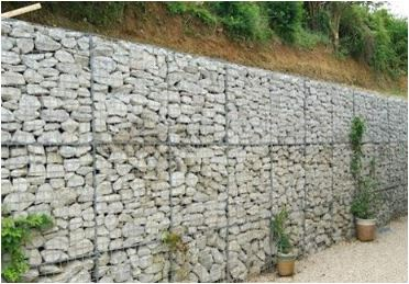 Gabion Masonry Construction