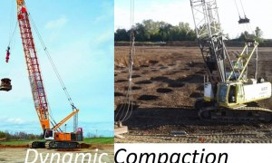 Dynamic Compaction: Advantages, Purposes, and Uses