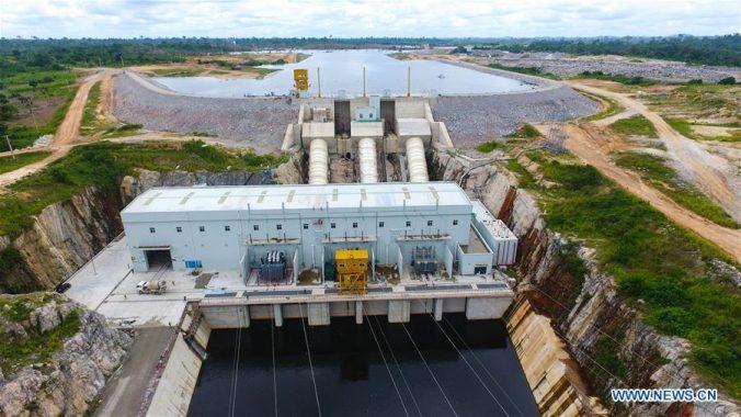 Hydropower Generation Dam