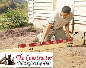 Fixing of walkway Levels