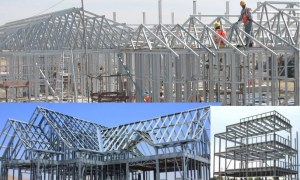 Light Gauge Steel Frame Building Construction