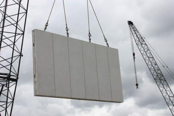 Pre-Cast Concrete Wall