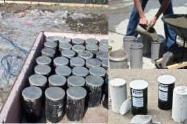Casting and Curing Concrete Specimens in Field Based on ASTM C31