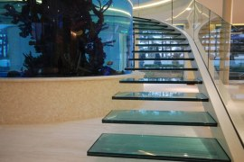 Cantilevered Stairs – Construction and Advantages