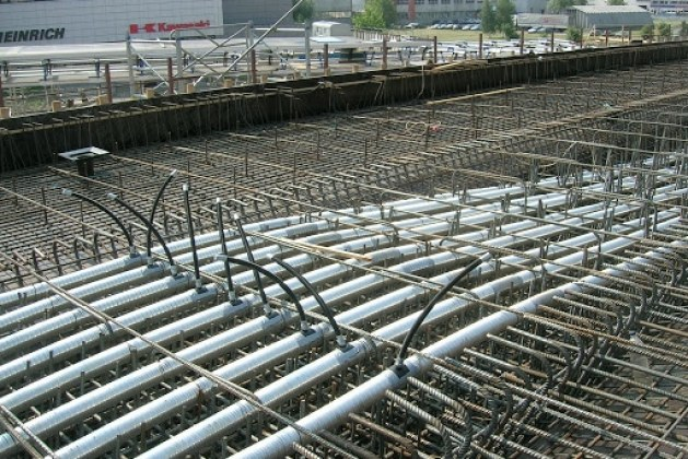 Grouting of Pre/Post Tensioned Cable Ducts