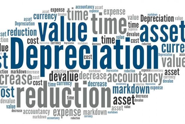Depreciation Cost of Construction Equipment