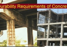 Concrete Durability Requirements Based on ACI-318-19