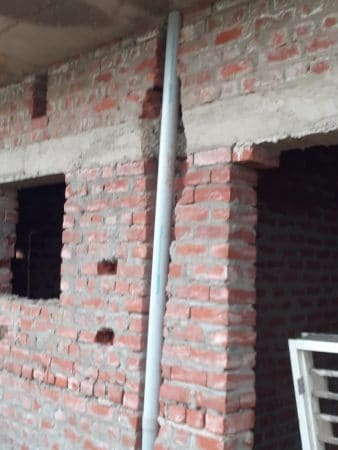 Damaged Beams and Walls in Masonry Construction