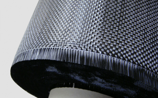 Black Carbon Fiber Fabric Used as Building Material Image Courtesy: ZhongAgo Carbon