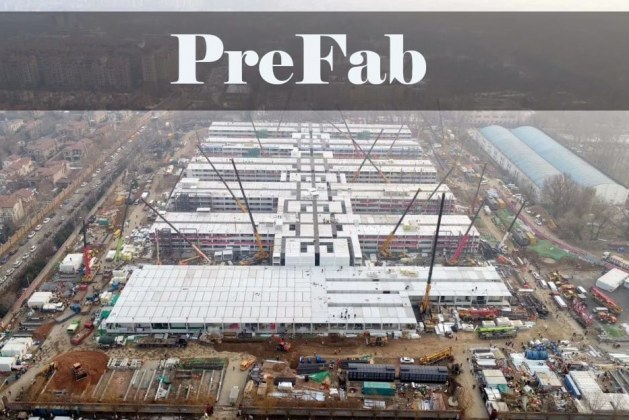 How Prefabrication can help build Emergency Buildings? [PDF]