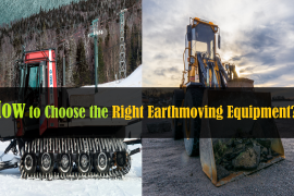 How to Choose the Right Earthmoving Equipment? [PDF]