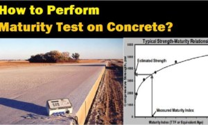 How to Perform Maturity Test on Concrete? [PDF]
