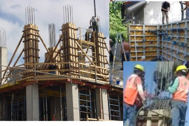 How to Pour Concrete in Columns and Walls? [PDF]