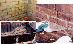 How to Repair Leaky Joints in Brick Masonry Walls? [PDF]