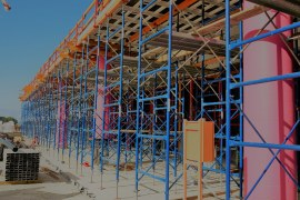What are the Safety Measures followed for Formwork installation? [PDF]