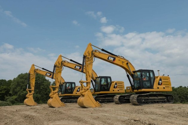 What are the Different Types Of Excavators? [PDF]