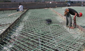 How to Place Reinforcement Bars in Concrete?