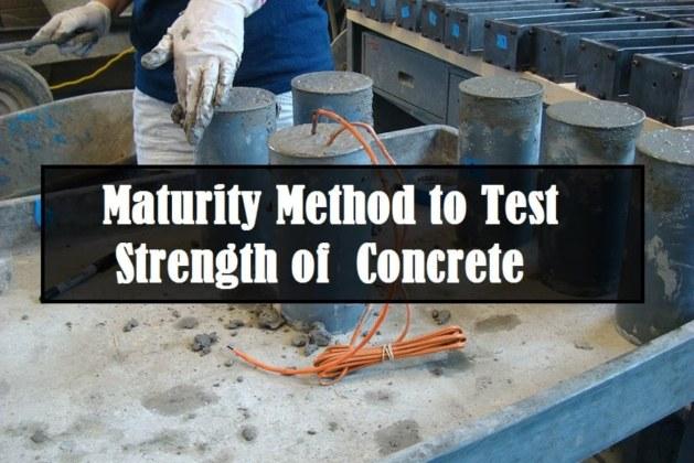How to Estimate Strength of Concrete through Maturity method? [PDF]