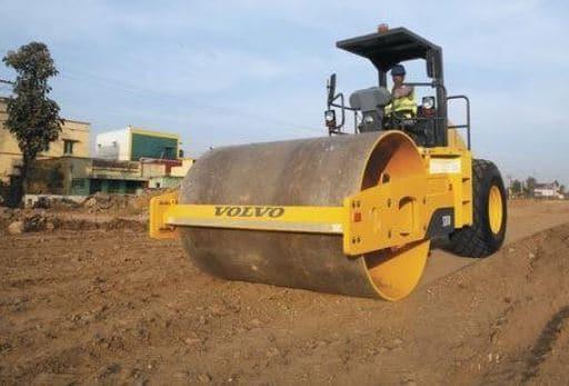 Vibratory Soil Compactor