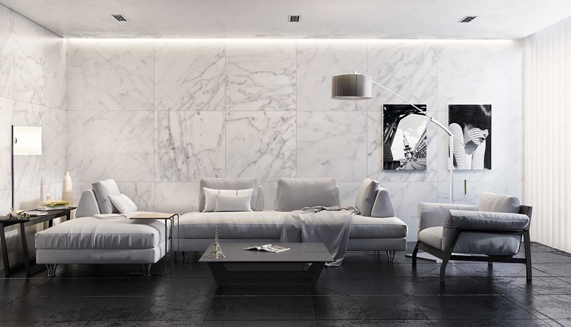 How To Install Marble Wall Cladding